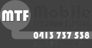 Logo - MTF B&W