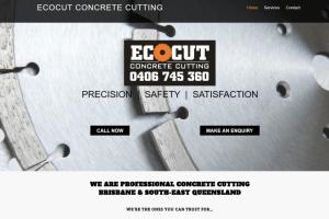 Ecocut Concrete Cutting