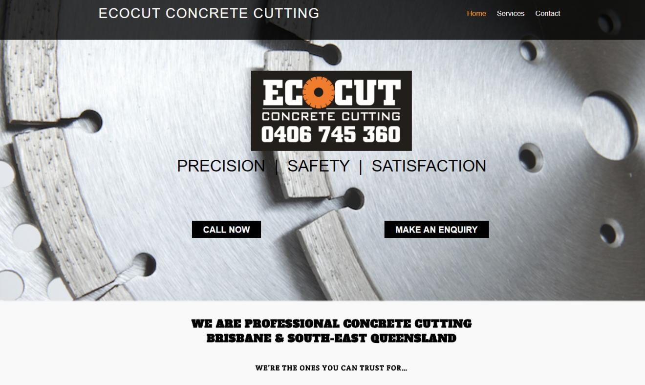 ECC Website design