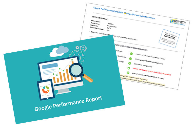 Google Performance Report Collage.fw