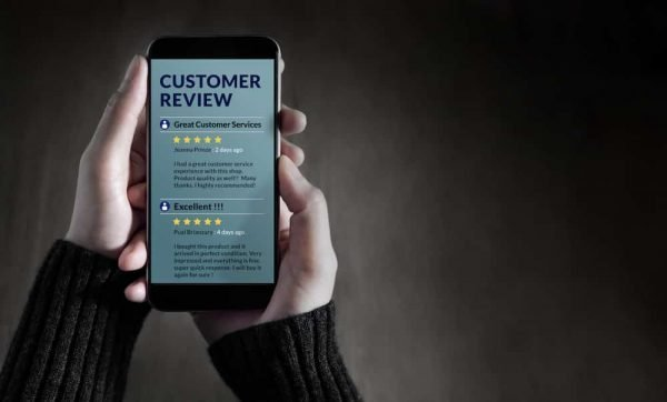 Happy Customer Reviews for your Online Marketing Strategy