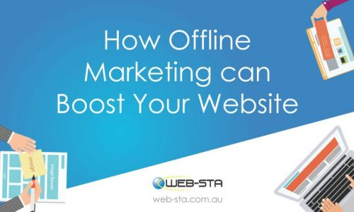 How Offline Marketing can Boost Your Website