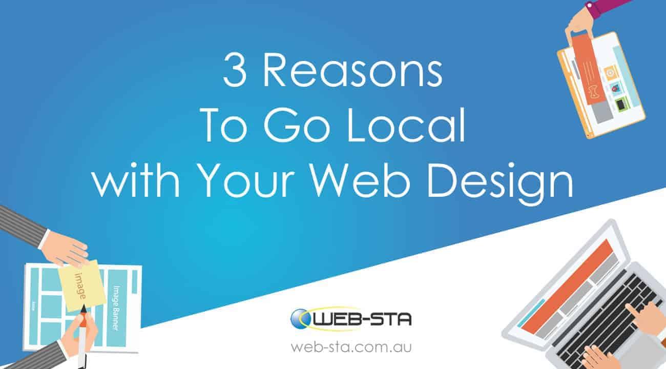 Local Brisbane web designer