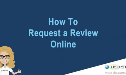 How To Request a Review Online?