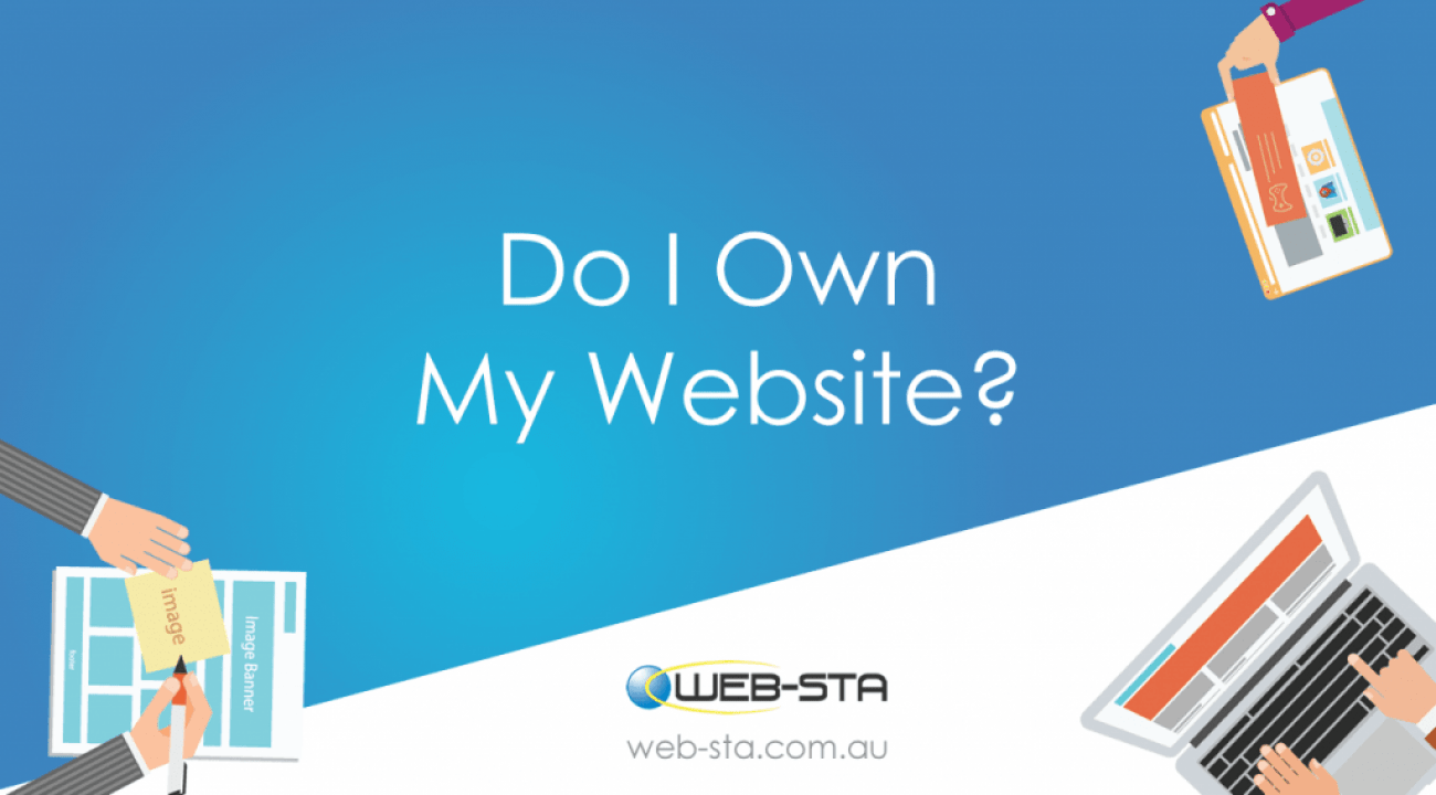 Do I Own My Website?