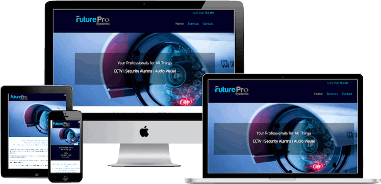Brisbane Web Design for Future Pro Systems