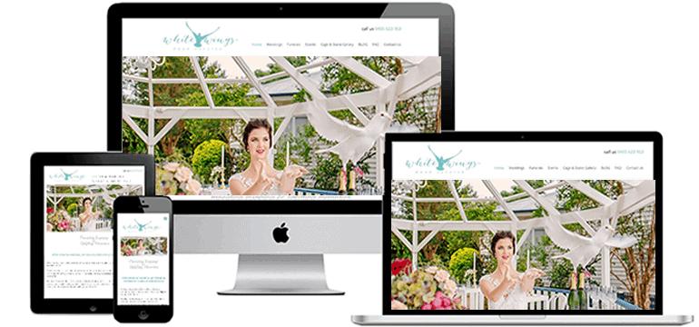 WordPress Website Design + Website Makeovers