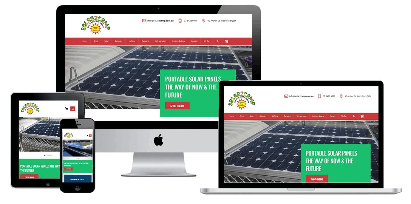 Solar lighting online store