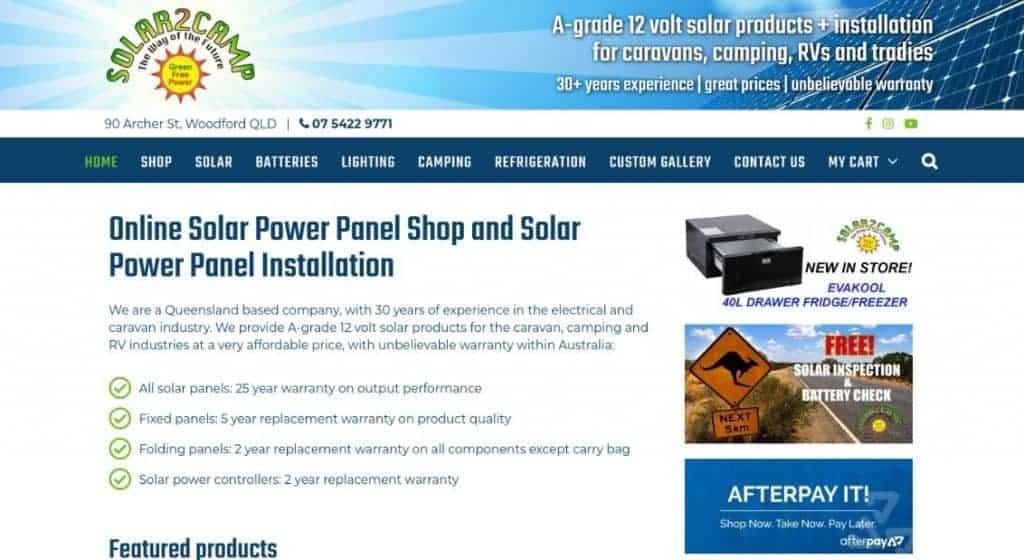 Online Shopping Cart WordPress Web Design