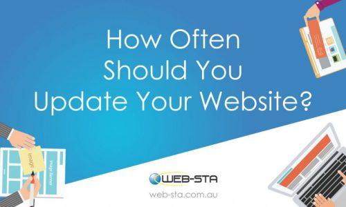 How Often Should You Update Your Website
