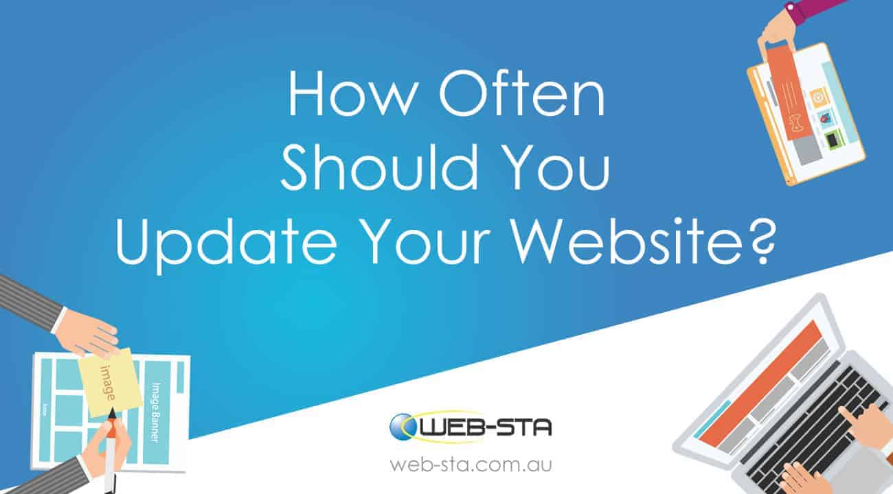 How Often Should You Update Your Website