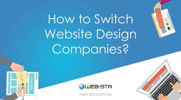 How to Switch Website Design Companies