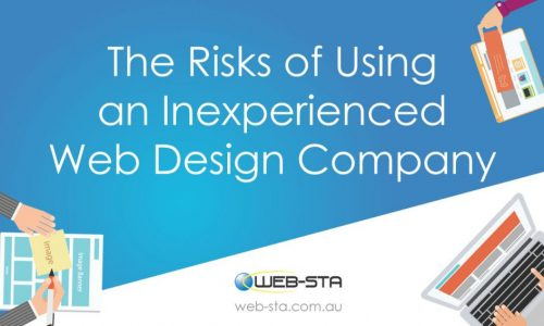 The Risks of Using an Inexperienced Web Design Company