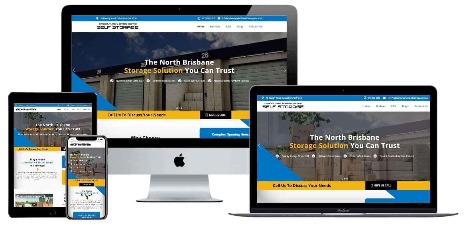 Professional web design Australia