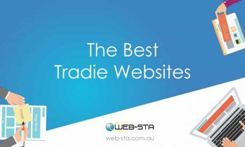 The Best Tradie Websites