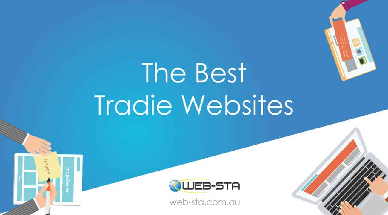 The Best Tradie Websites