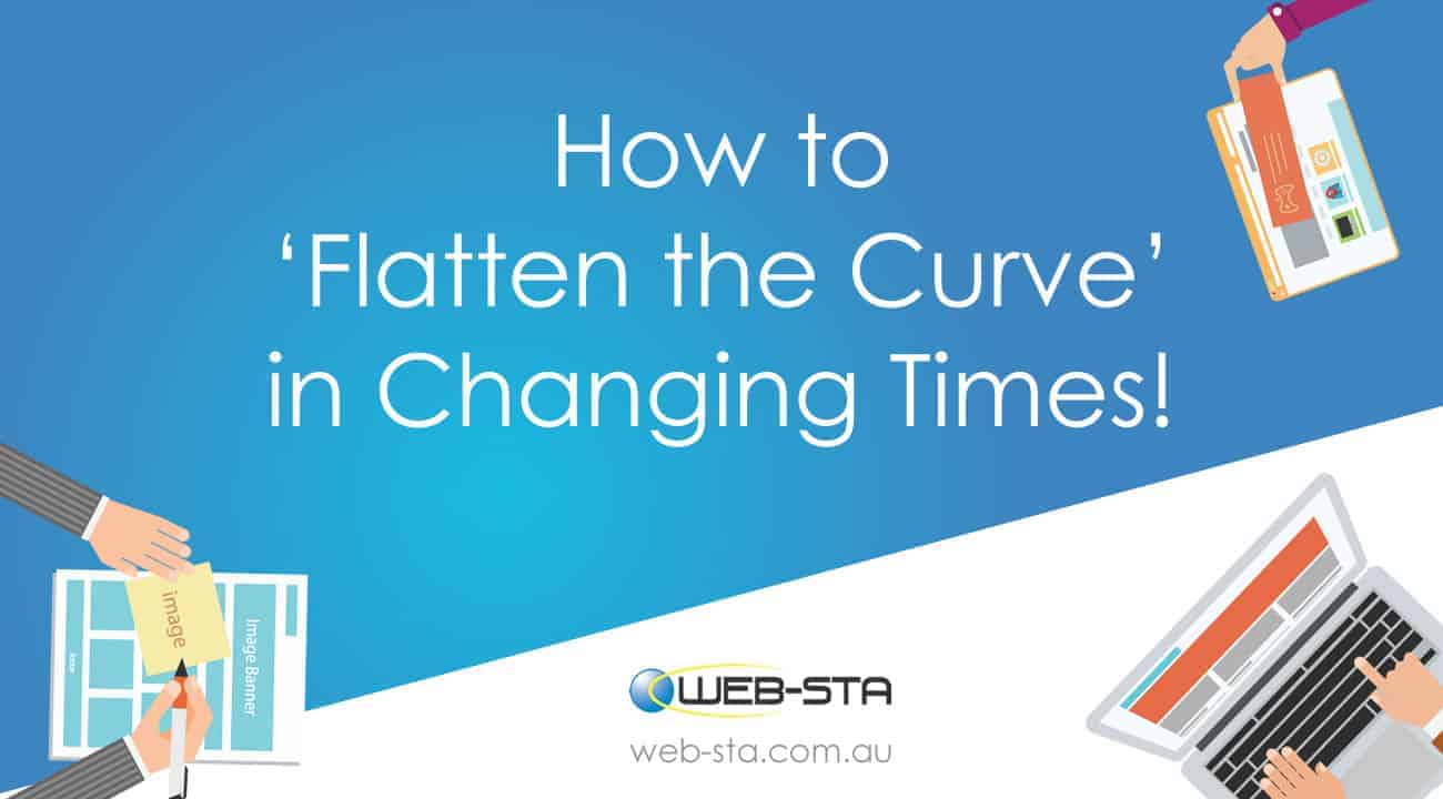 How to 'Flatten the Curve' in Changing Times