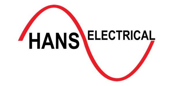 Hans Electrical Logo by Web-Sta