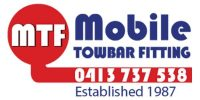 Mobile Towbar Fitting Logo by Web-Sta