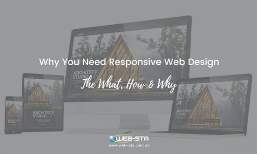 responsive web design brisbane