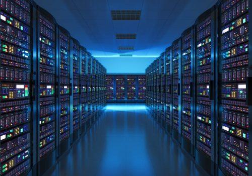 showing servers for website hosting Australia websites