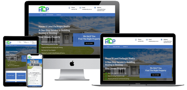 House & Land Package Realty