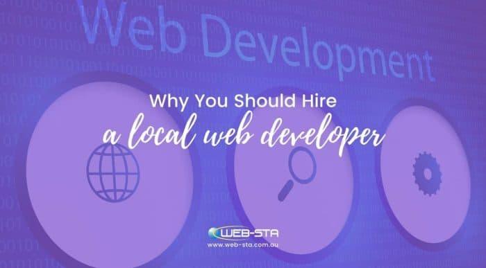 local web developer