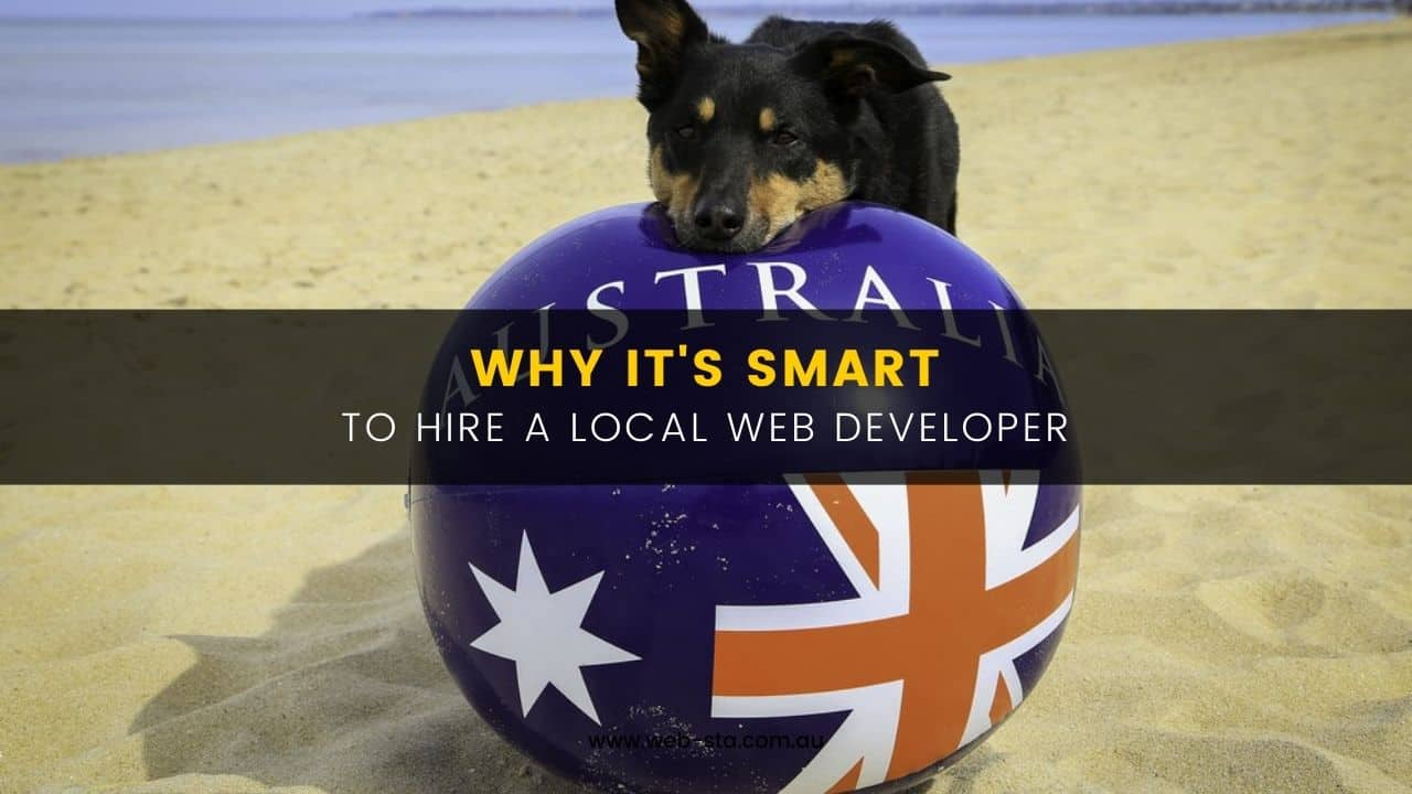 Web Design Blog - Why It's Smart To Hire A Local Web Developer