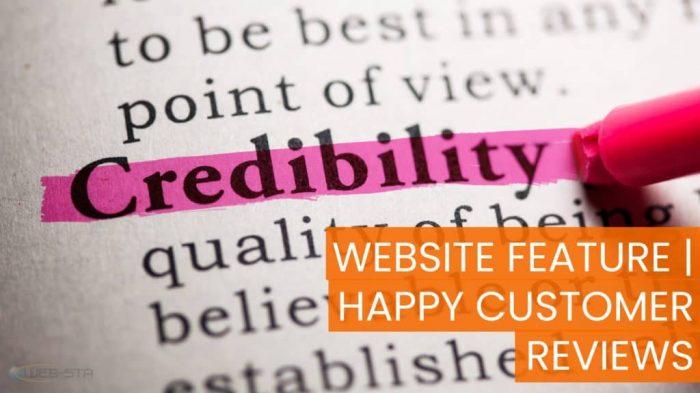 Happy Customer Reviews