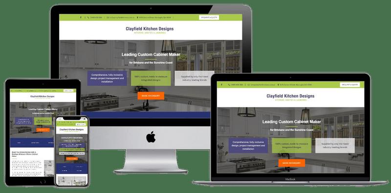 Cabinet Maker websites Brisbane