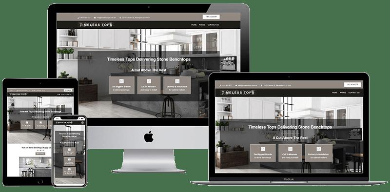 Beginners Website + Logo Package