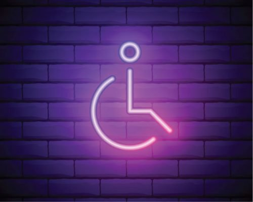 WCAG Compatible and Accessible Websites for those with disabilities