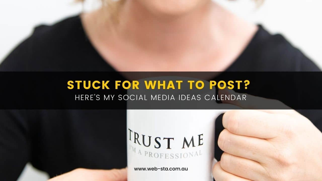 Blog - Social Media Post Ideas