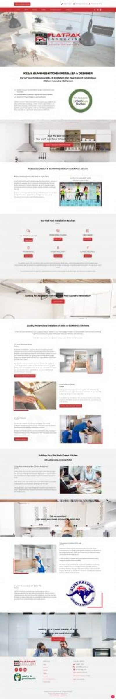 FlatPak ConneXion Caboolture - Cabinet Maker Website_web2