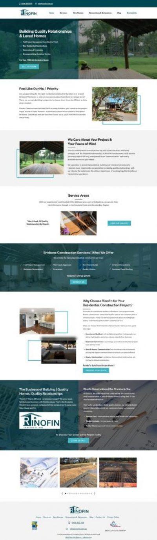 Rinofin Constructions Website Capture_web