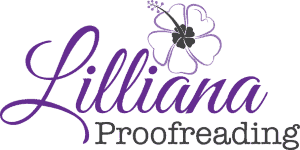 Lilliana Proofreading Darwin