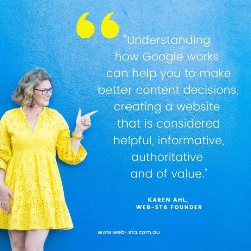 Understanding Google and SEO
