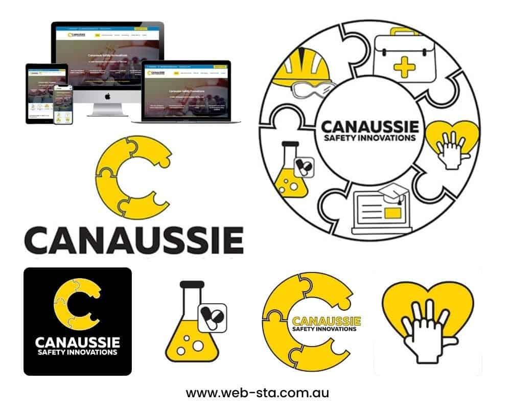 Canaussie Full Branding Package