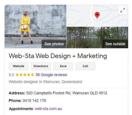 Google My Business Listing Set-Up