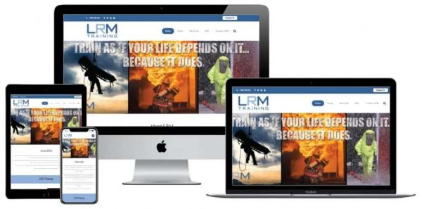 LRM Training - Red Card + Safety Training Website
